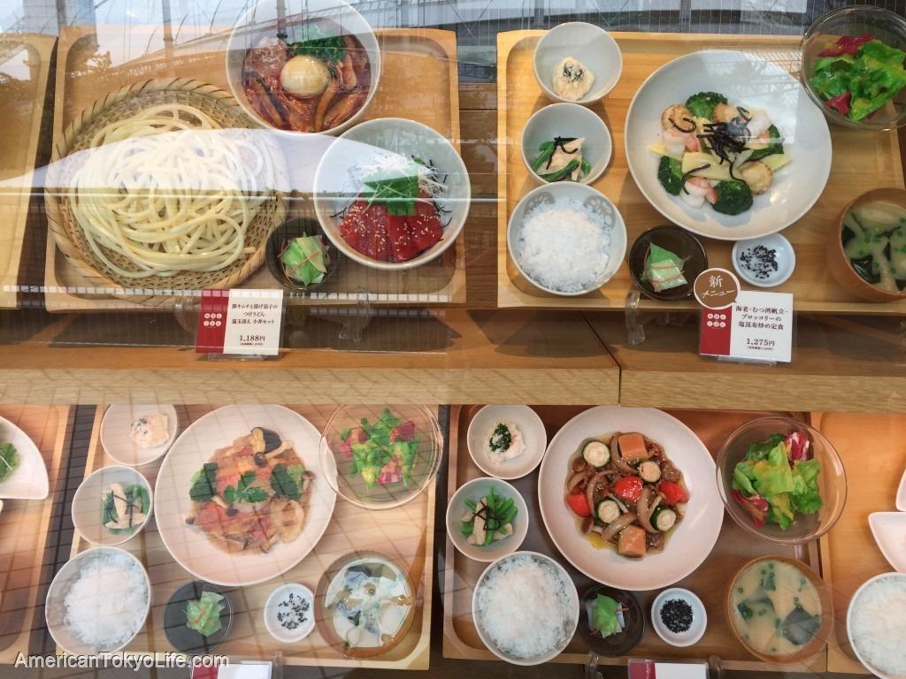 アメリカ人が感動しすぎた-すごいよ日本-レストランのサンプル